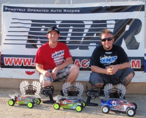 Ryan Cavalieri and Ryan Maifield Win ROAR NATS WITH M11X