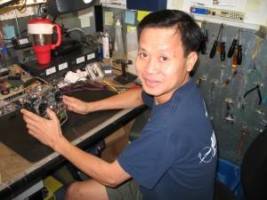 Minh - Senior Technician - Airtronics Service