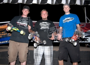 Maifield Wins AZ State Champs - 2WD MOD - Photo courtesy J-Concepts