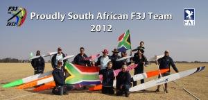 F3J Team SA 2012